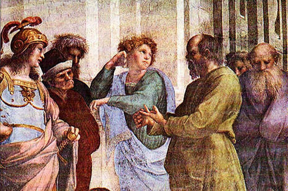 Incontri di filosofia: IL FILOSOFO E LA CITTA' – 1a parte