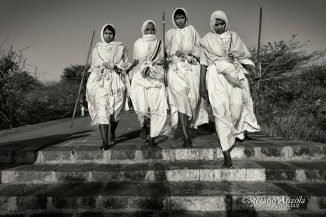 GUJARAT, MANDVI, GOLDEN TEMPLE