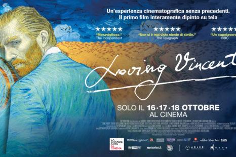 LOVING VINCENT La nuova frontiera della Grande Arte al cinema