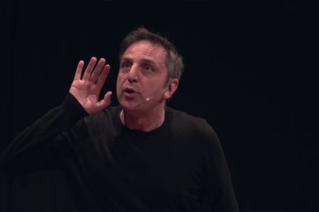 "CHRISTIAN DI DOMENICO in ""U PARRINU"""