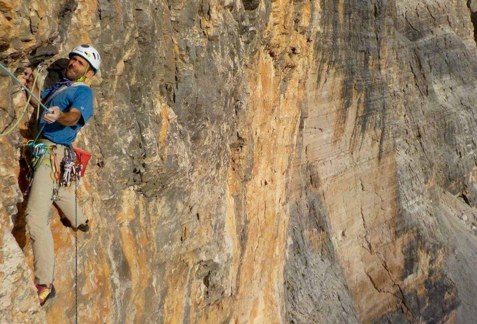 NICOLA TONDINI Alpinista