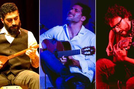 ABDO BUDA MARCONI Trio in Viaggio a Est